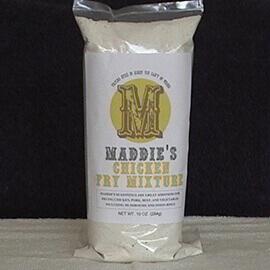 Maddie's Chicken Fry Mixture 10 oz Bag